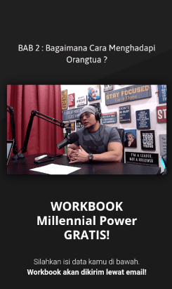 review buku millenial power