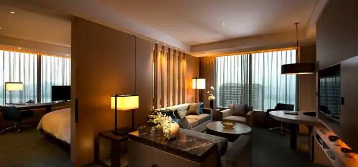 the conrad hotel