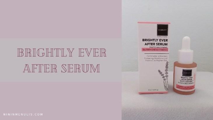 scarlett whitening facecare