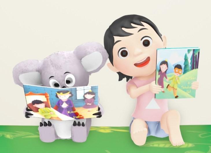 Lagu anak Minta Ayah Hoala Koala