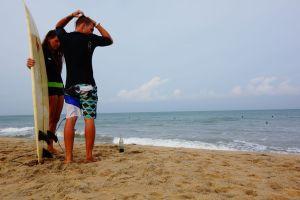 スリランカのアルガンベイはサーフィンで有名な場所!