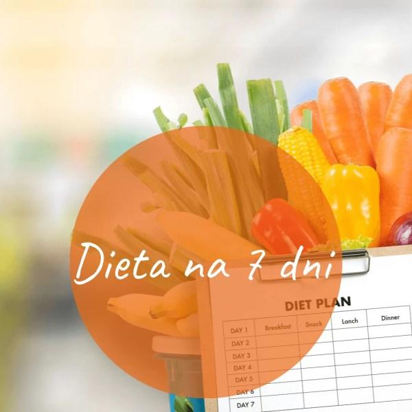 dieta na 7 dni