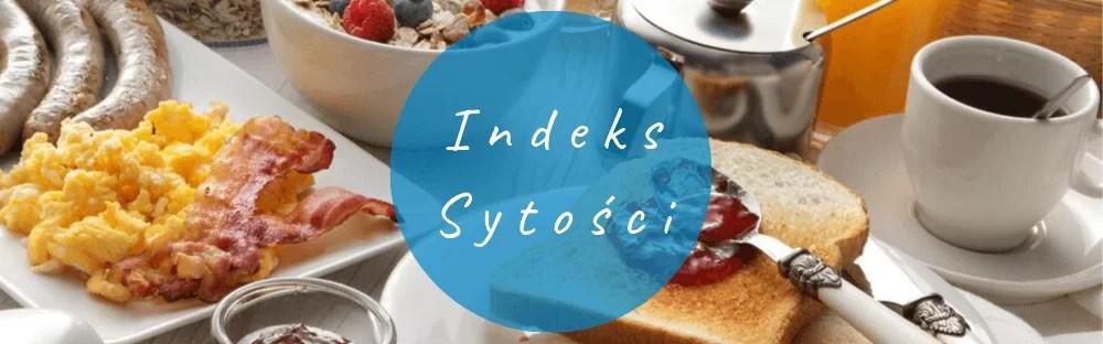 Indeks sytości - indeks sytości