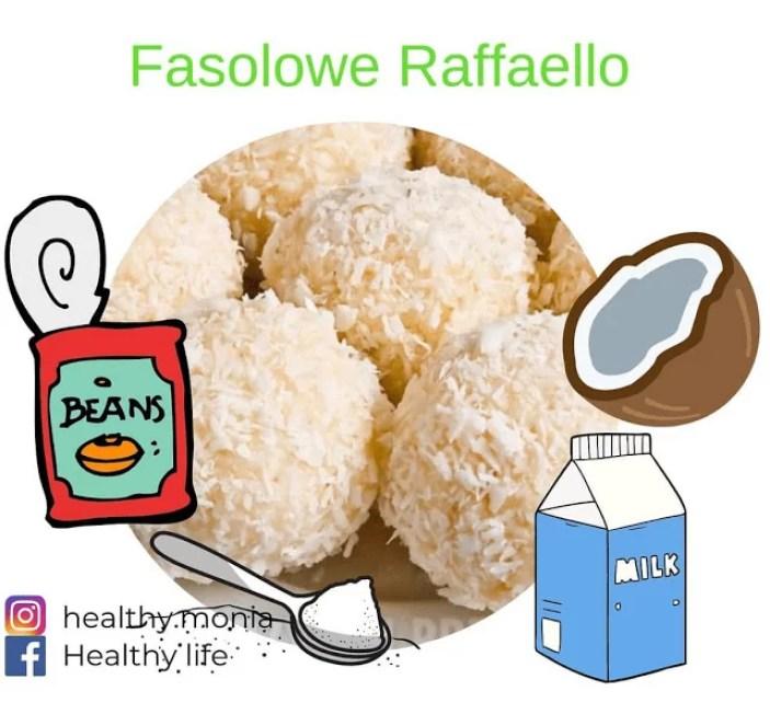 Fasolowe Raffaello - fasolowe raffaello