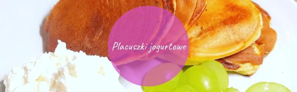 Placuszki jogurtowe - placuszki jogurtowe