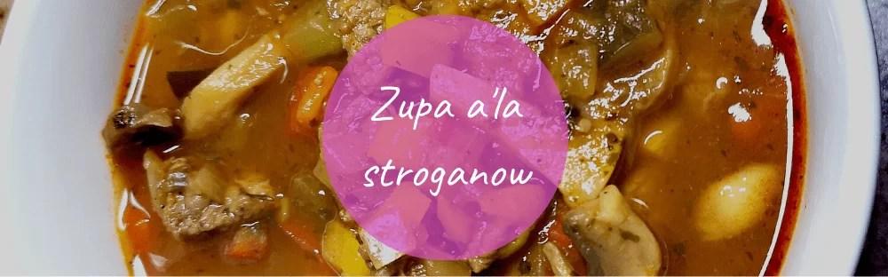 Zupa a'la stroganow