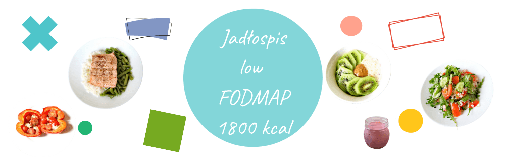 jadłospis low FODMAP