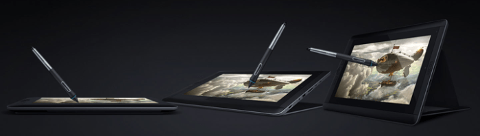 Cintiq Companion Features Image
