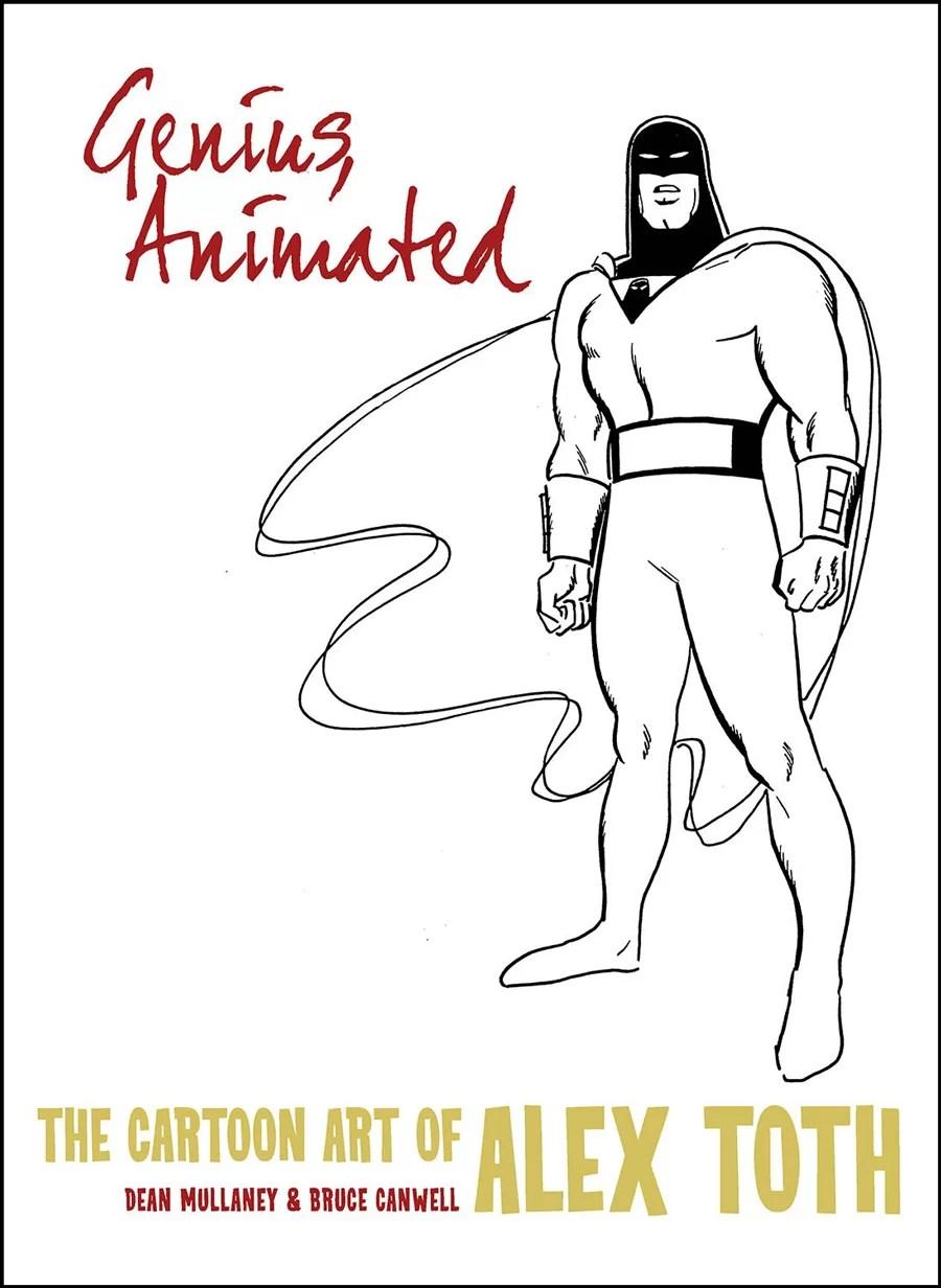 Genius Animated - Book