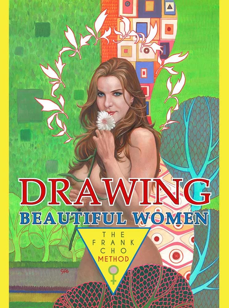 Drawing Beautiful Women - book