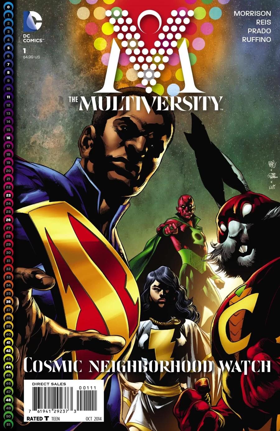 Multiversity - Book