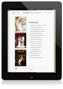 The Wedding Planner EBook Contents