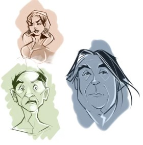 Facescolors