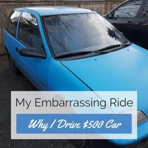 Driving a $500 Car