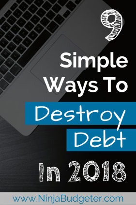 ways to pay off debt