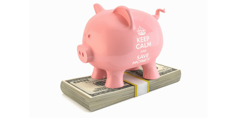 focus on savings goal
