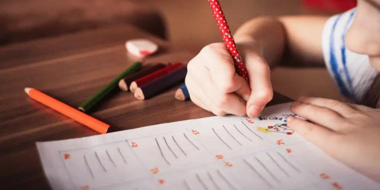 Financial education in school