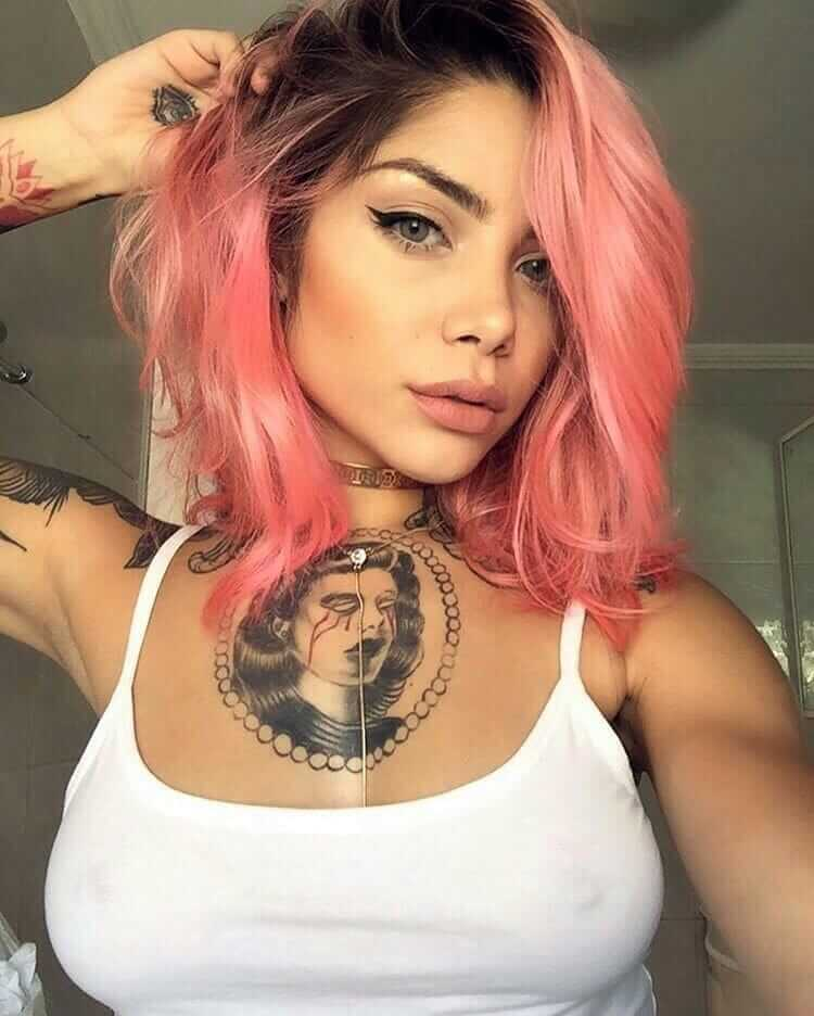 28 Pink Hair Ideas You Need To See Page 14 Of 28 Ninja