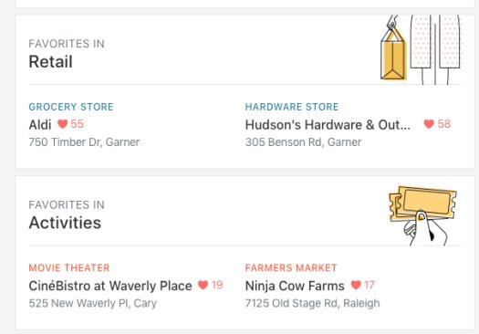 Top choice in the NextDoor.com local favorites