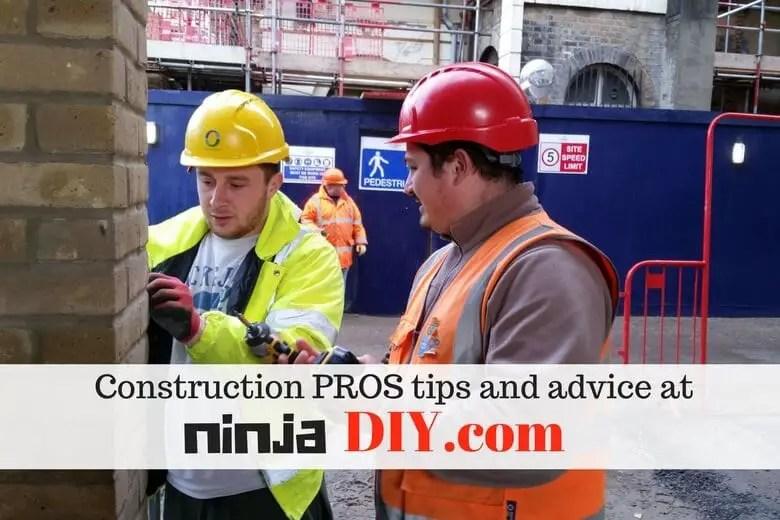 best construction tools reviews at ninjadiy