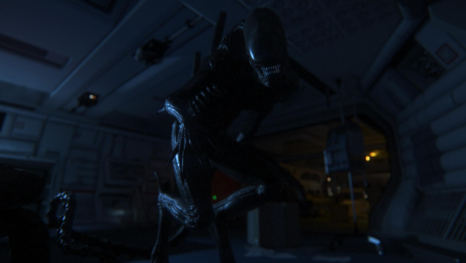 Alien Isolation, discovered
