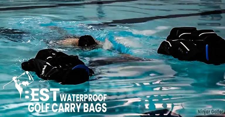 Waterproof Golf Carry Bags