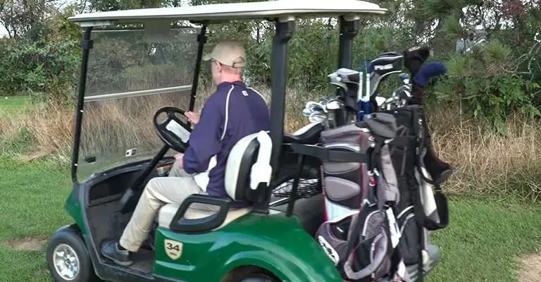 How to Drive a Golf Cart FI