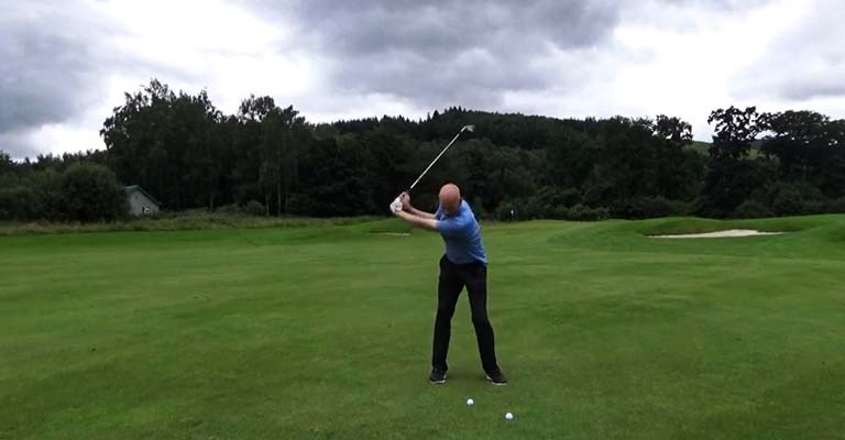 How to Hit the Golf Ball Lower FI