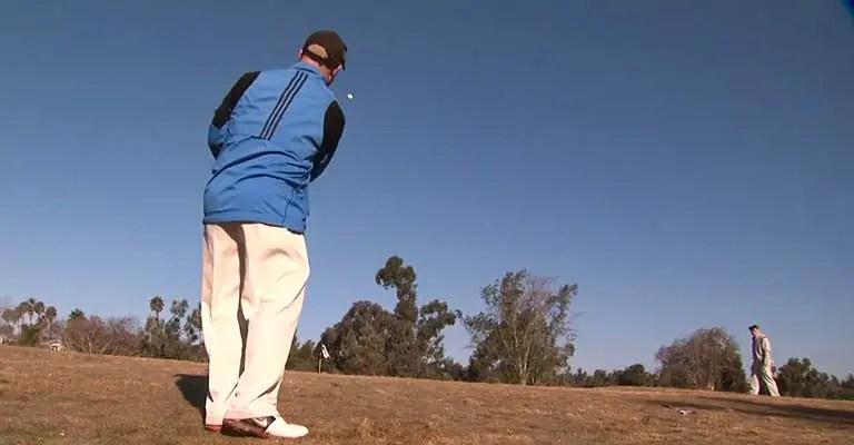 What is Shamble in Golf FI