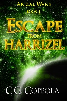 ESCAPE FROM HARRIZEL VS 2 - 2500