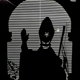 Pope Silhouette