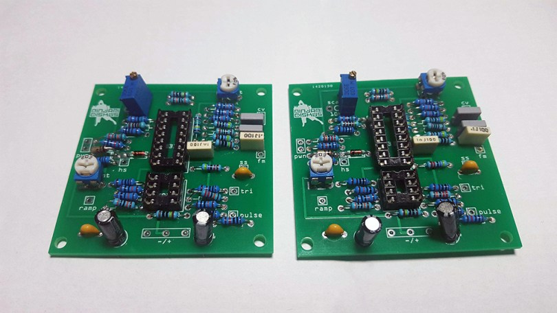 Arch VCO 2