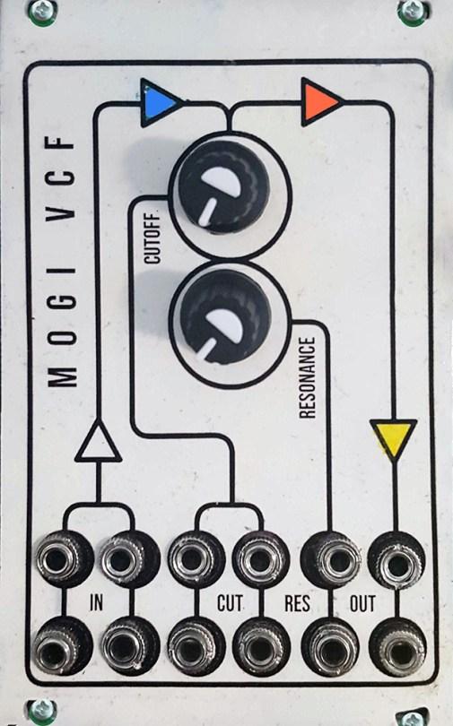 MOGI VCF - Transistor Ladder Filter