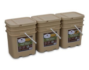 360 Serving Meal Package - Emergency Food Storage
