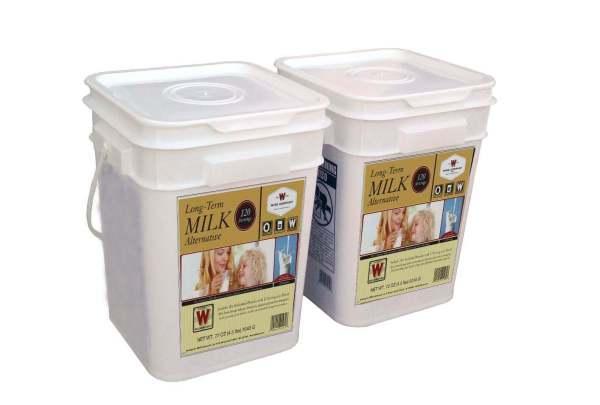 240 Serving Milk Bucket - Emergency Milk Storage