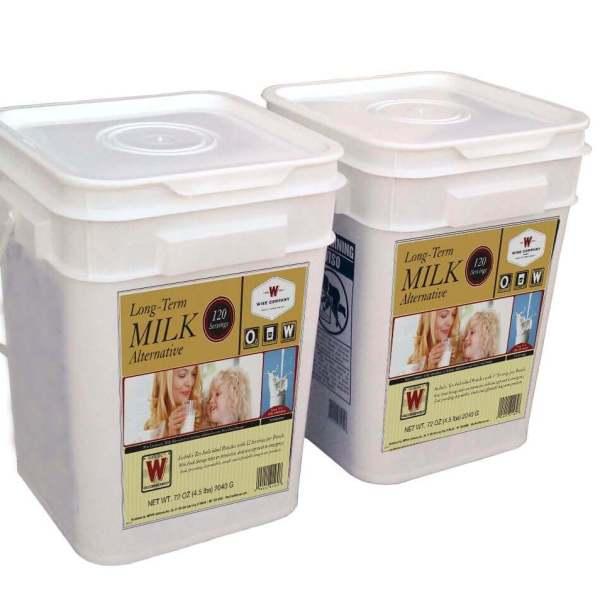 240 Serving Milk Bucket – Emergency Milk Storage 1
