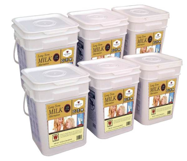 720 Serving Milk Bucket - Emergency Milk Storage