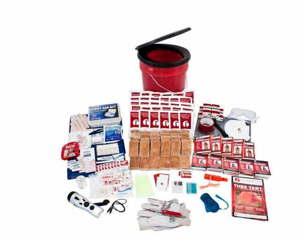 Guardian Family Bucket Survival Kit & Emergency Food Storage - OKFP