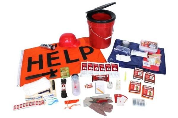 Guardian Earthquake Survival Kit - SKHR
