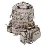 50L Mil-Spec MOLLE Backpack - MB003 - MAIN