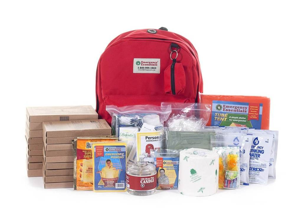 Personal 72 Hour Emergency Kit