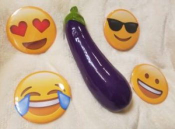 SelfDelve Aubergine Eggplant