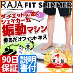 RAJAはおすすめのダイエット振動マシン。 仕組みと口コミは?