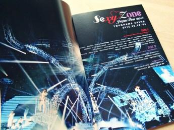 Sexy Zone Japan Tour09