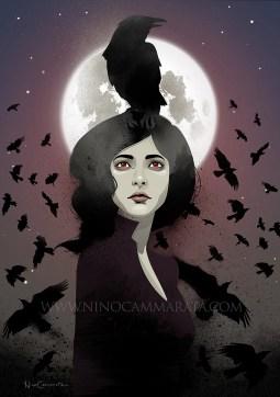lady-and-crows_ninocammarata