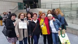 Manifestación en Cádiz