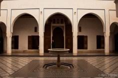 'Fountain' @ inner courtyard