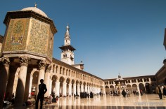Umayyad Mosque - one of the 4 most important mosques in Islam History
