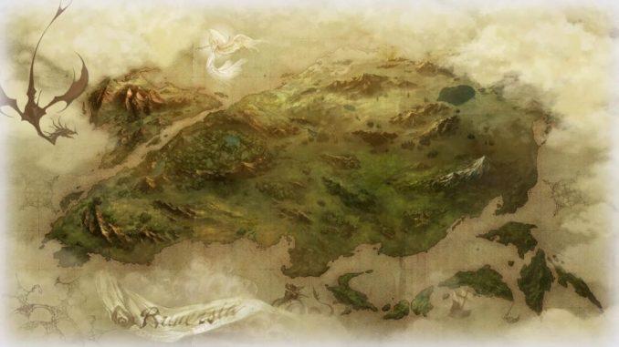 Brigandine: Legend of Runersia