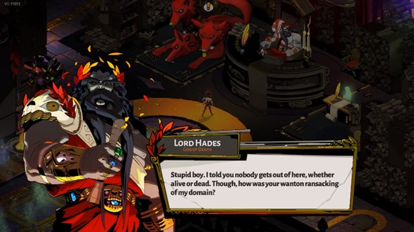 Hades Supergiant Games Lord Hades